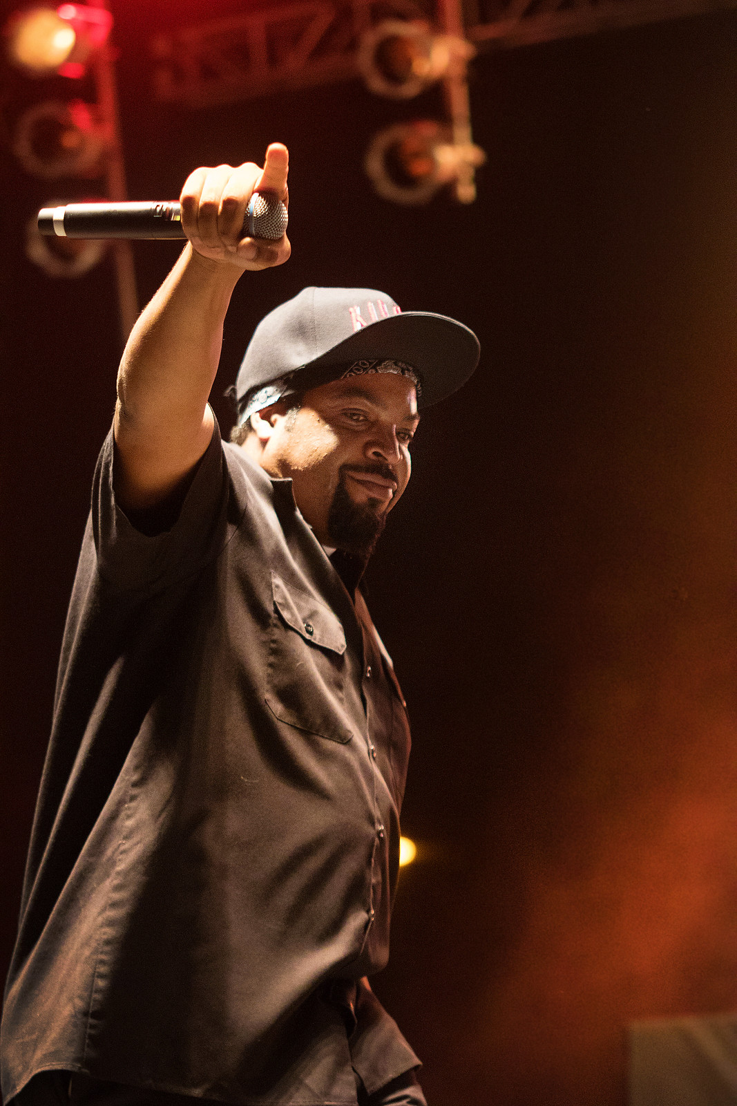 Riot Fest 2015 Day 1 - Ice Cube
