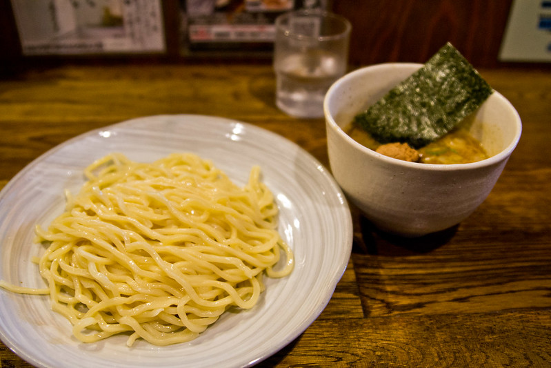 Tsukemen at Fu-unji | Where To Eat in Tokyo, Japan | packmeto.com