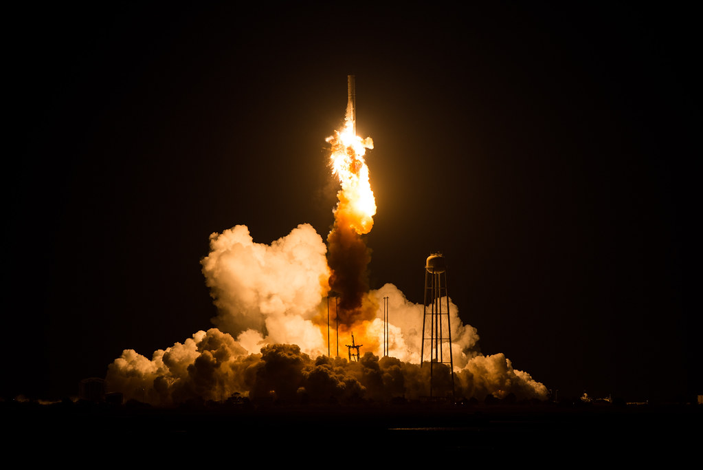 Orbital ATK Antares Launch (201410280026HQ)