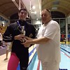 Sussex County 100m IM Champion - 1st November 2015