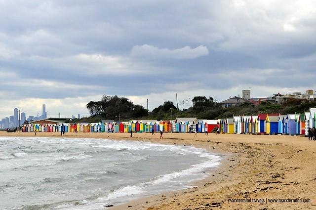 Brighton Beach Victoria