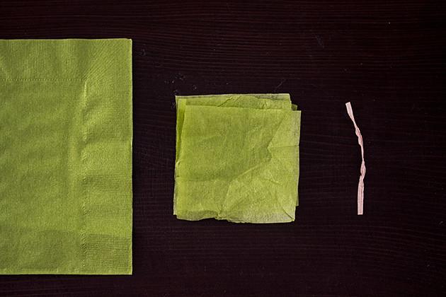 紙ナプキン