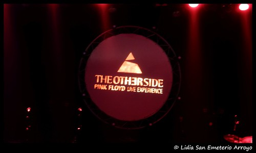 2015-11-28 - The Other Side: A Pink Floyd Live Experience - Razzmatazz - Barcelona