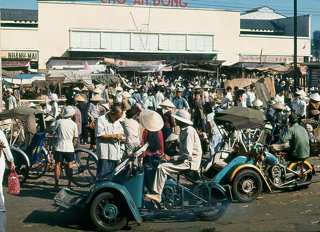 SAIGON 1965 - Chợ An Đông