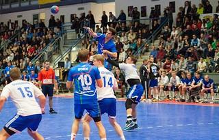 Conversano- qualificazioni mondiali handball maschile al Pala San Giacomo