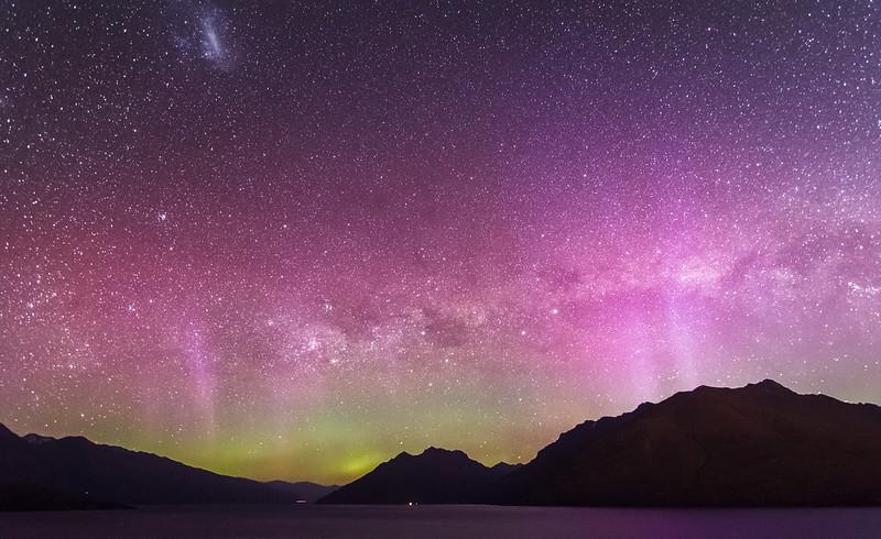 Photo:Aurora Australis By:Kiwi Tom
