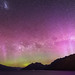 Aurora Australis by Kiwi Tom