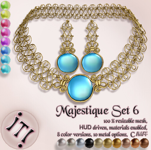 !IT! - Majestique Set 6 Image
