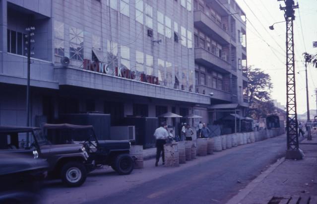 Saigon 1966-67 - Photo by Capt. Ted R. Snediker - Hong Kong BOQ, 28 Ngô Quyền, Cholon - Nay là Trường Đại Học Hồng Bàng