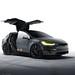 Model X for Tesla Motors // SS Customs by Richard.Le