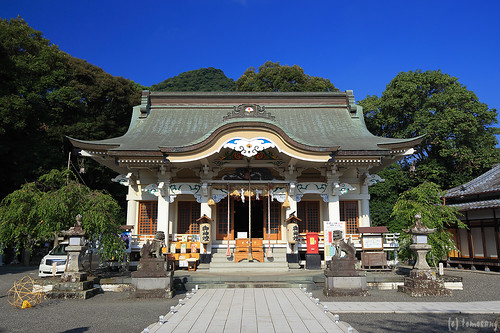 Takeo Shrine