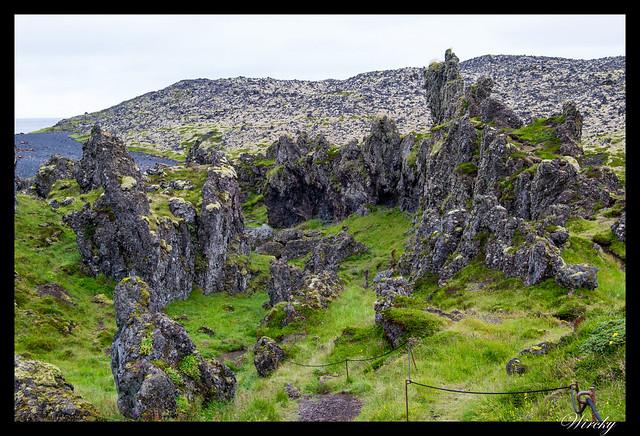 Formaciones rocosas increibles