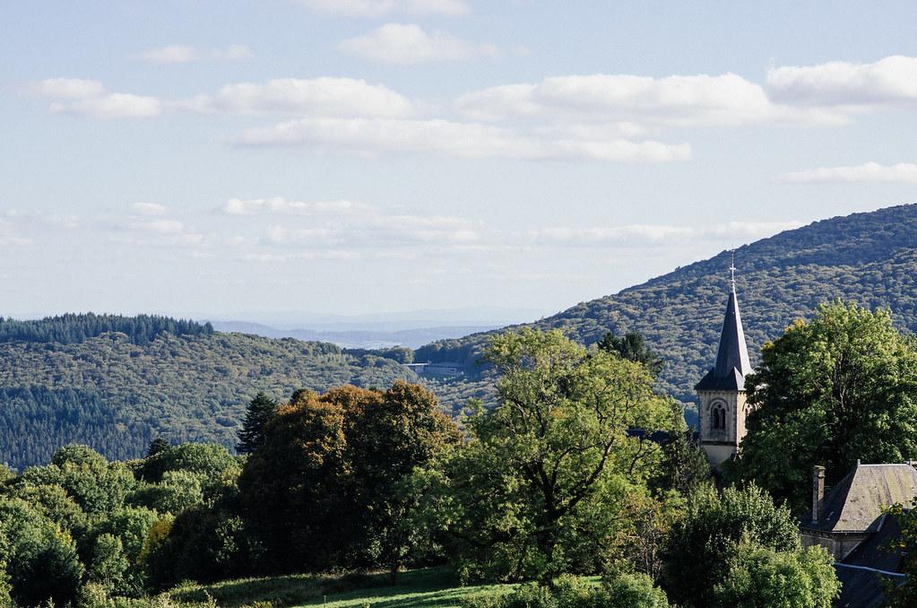 La grande traversée du Morvan - Carnet de voyage en France