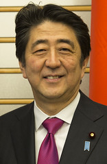 Japon-Shinzō_Abe_April_2015