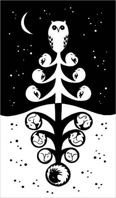 Christmas Tree / Новогодняя ёлка