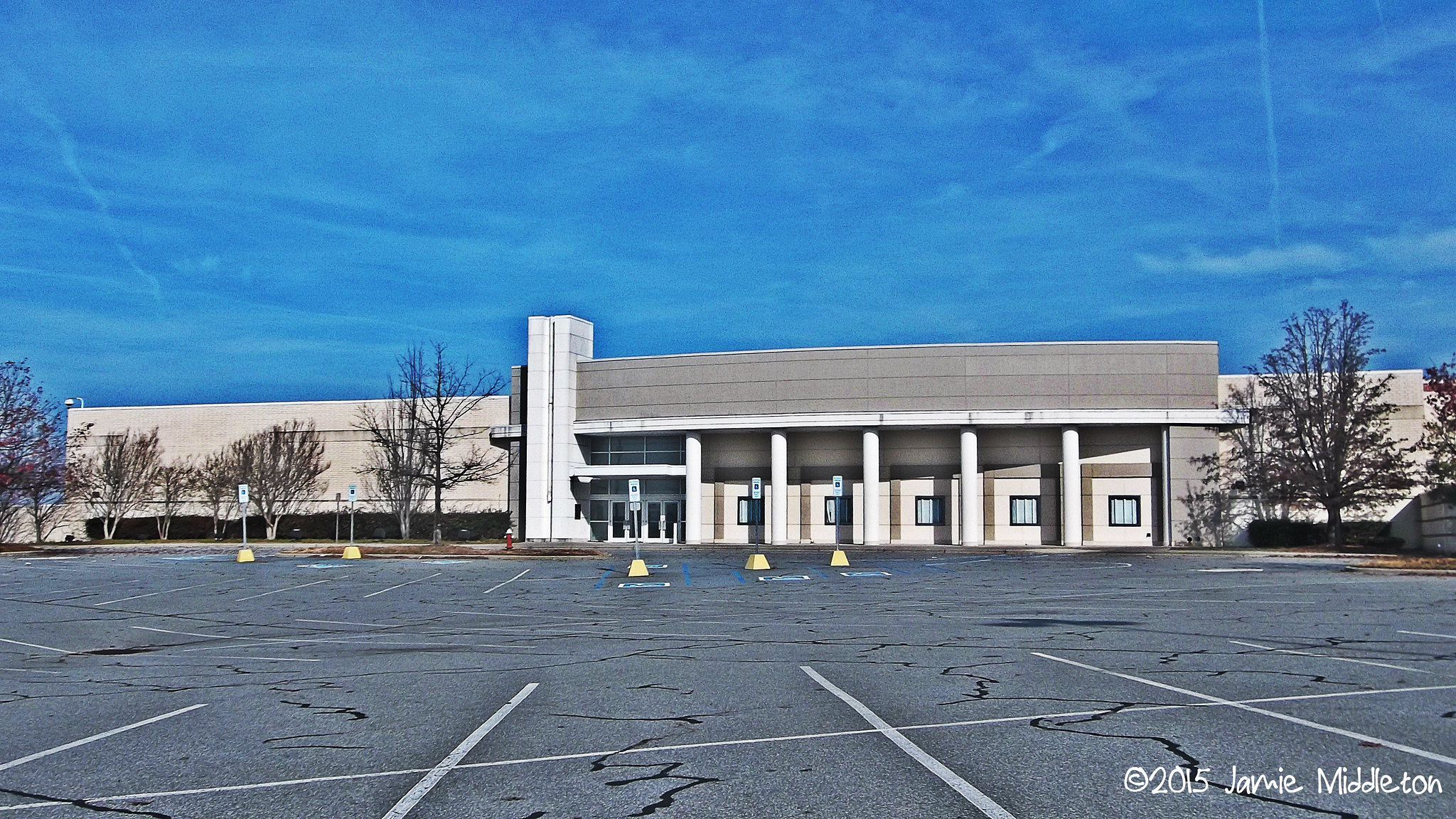 Oak Hollow Mall -- High Point, North Carolina