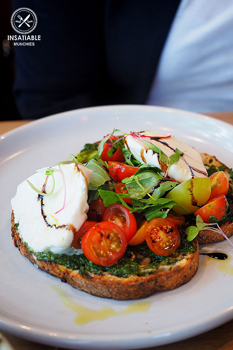 Bruschetta, $16: COOH, Alexandria. Sydney Food Blog Review