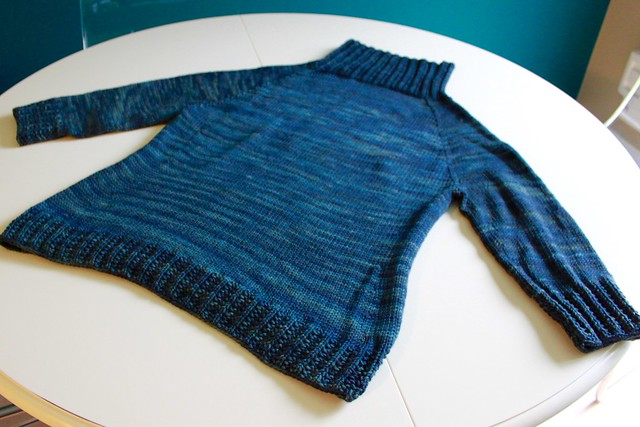 Earl Grey Latte sweater