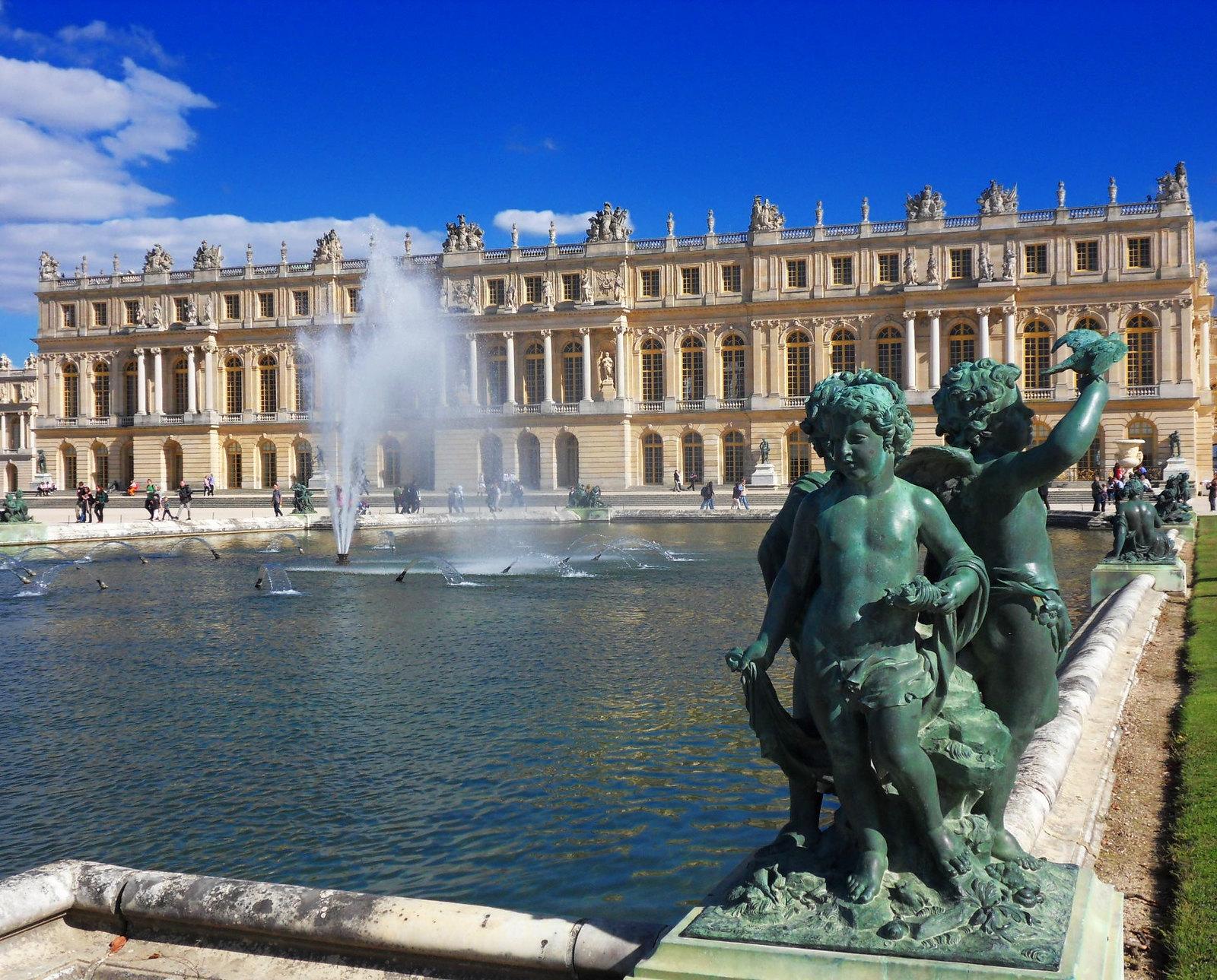 Gardens of Versailles. Credit G CHP 2
