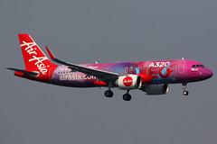 AirAsia Special Liveries