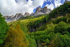 Rio Arazes valley, Spain