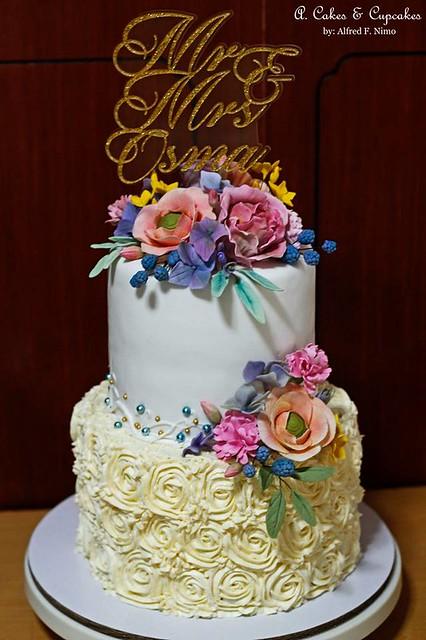 Cake by Alfred Fernandez Nimo