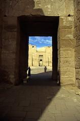 Ägypten 1999 (459) Theben West: Medinet Habu
