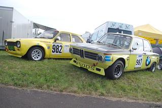 987 BMW 2002 u. 982 Escort RS 2000