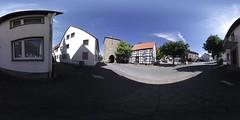 City gate in Rühten