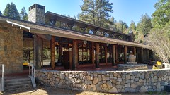 San Moritz Lodge at Lake Gregory in Crestline, California U.S.A.