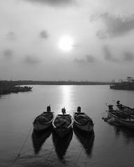 Kasimedu Backdrop ❤️ Chennai.
