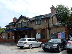 Picture of North Ealing Station