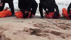 داعش يستعرض جثث المعارضين كمشهد تحذيري في سرت الليبية