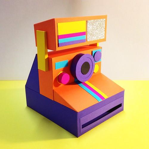 ALTA Papercraft Camera