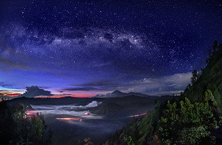 s Bromo Milkyway Dawn_DSC_0986 | by Andrew JK Tan