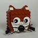 Fox Blockhead by davekaleta