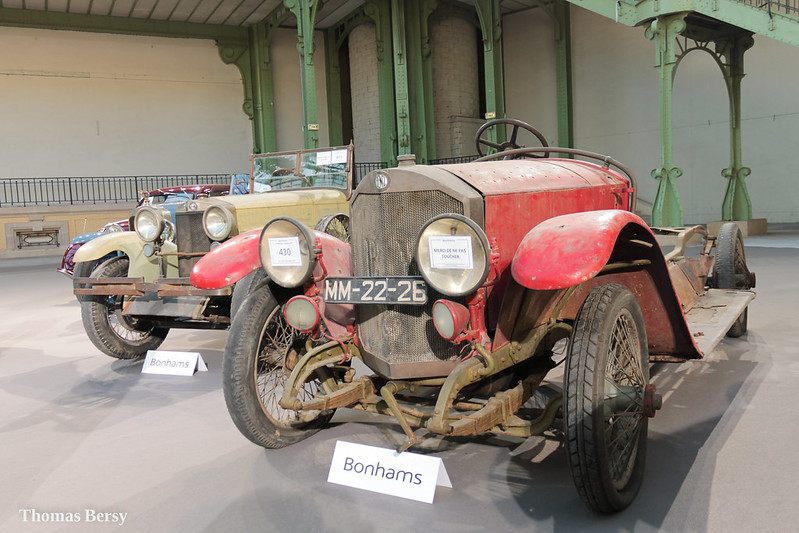 [75][04 au 08/02/2015] 40ème Salon Retromobile - Page 17 20598855983_c66c176e8e_c