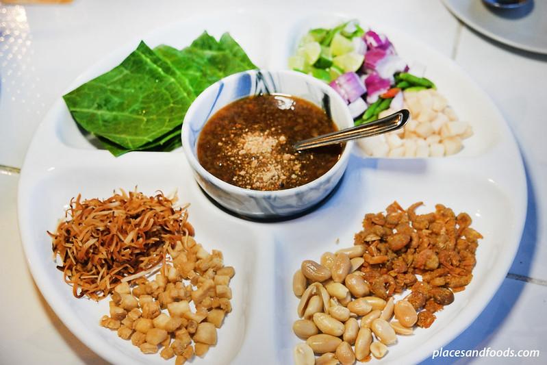 steve cuisine miang khiam