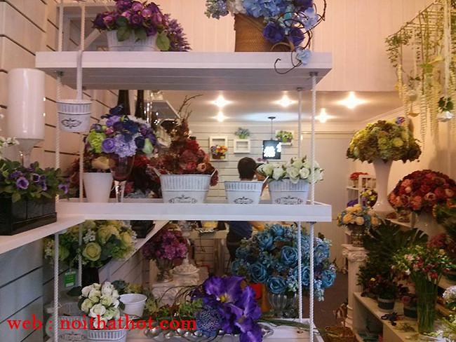 thiết kế cửa hàng hoa tươi chuyên nghiệp