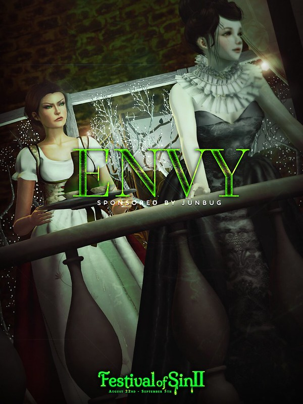 Festival of Sin II Sponsor - Junbug for Envy