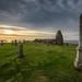 Trumpan Church - Skye by Martyn Fordham LRPS