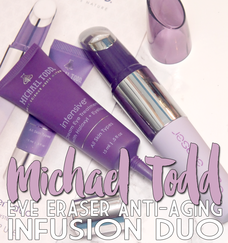 Michael Todd Eye Eraser Anti-Aging Infusion Duo (4)