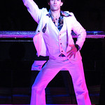 SNF Ian Campayno  Photo P. Switzer 2015 - Arvada Center Presenting the Regional Premiere of Saturday Night Fever The Musical  September 15 - October 4, 2015