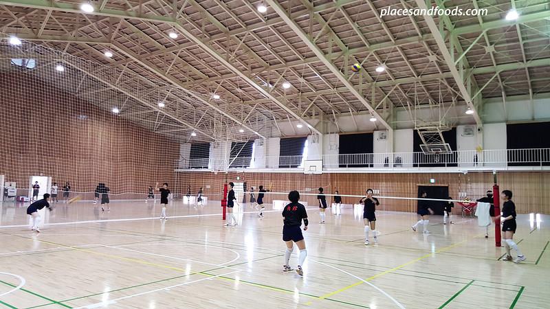 akita Kakunodate Kakuhou High school volleyball