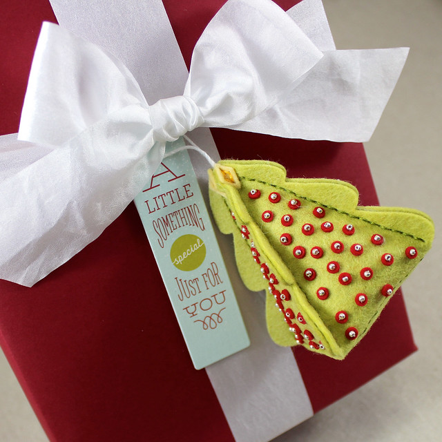 3D Tree Ornament Gift Package