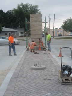 Adams Street Median Project