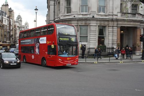 London General E164 SN61BGK