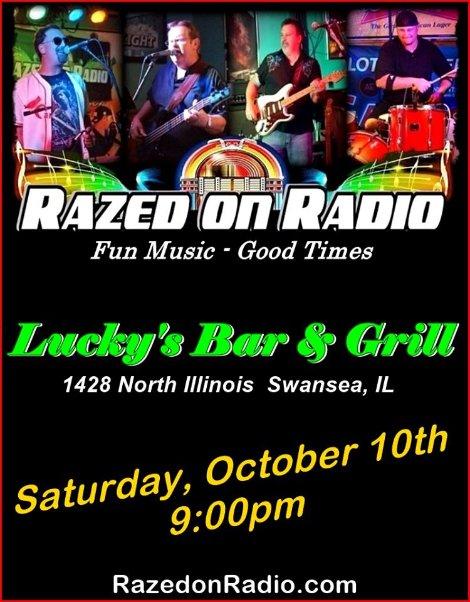 Razed On Radio 10-10-15