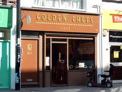 Picture of Golden Chefs Cafe, 18 London Road