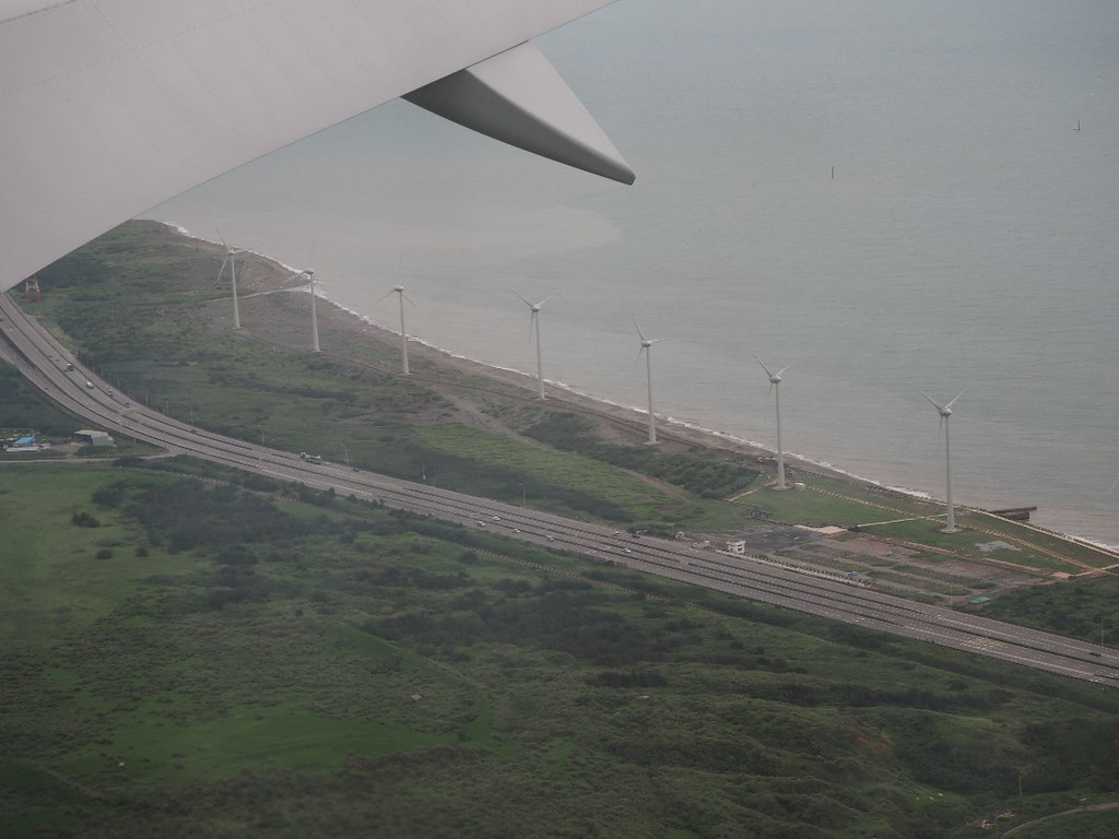 Wind farms